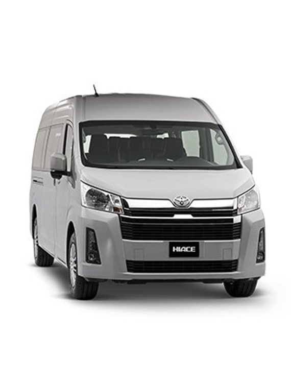 Footer Hiace 2020